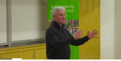 Dalhousie Sustainability Course Instructor